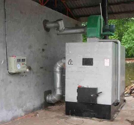 供暖热风炉