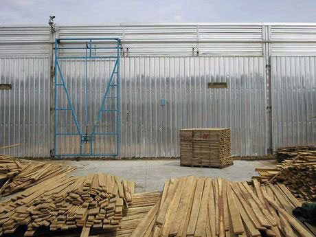 木材蒸汽烘干设备