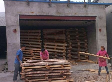 砖混木材烘干房