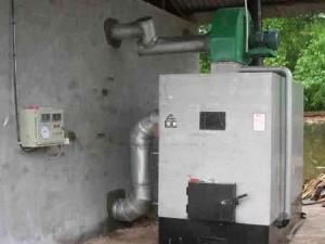电加热木材烘干炉