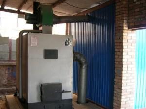 车间厂房采暖炉