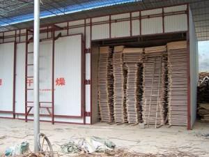 金属结构木材烘干箱