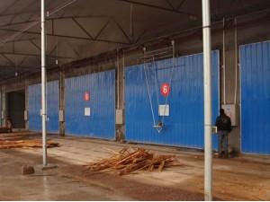 木材烘干窑