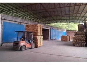 砖混结构木材烘干窑