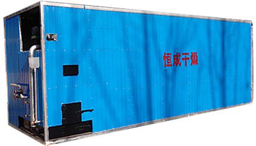 同时设备上的独立蒸汽发生装置可产生常压蒸气供木材